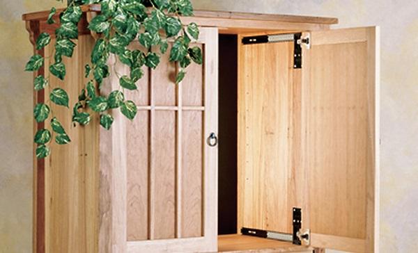Accuride correderas para puerta oculta baukraft - Puertas correderas ocultas ...
